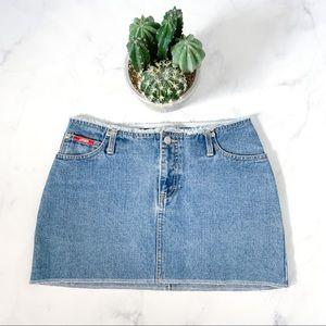 5 for $25!   Jalate Denim Micro Mini Skirt